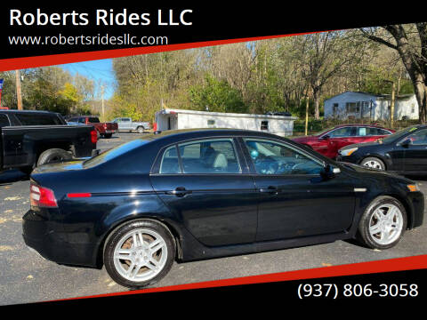 2008 Acura TL for sale at Roberts Rides LLC in Franklin OH