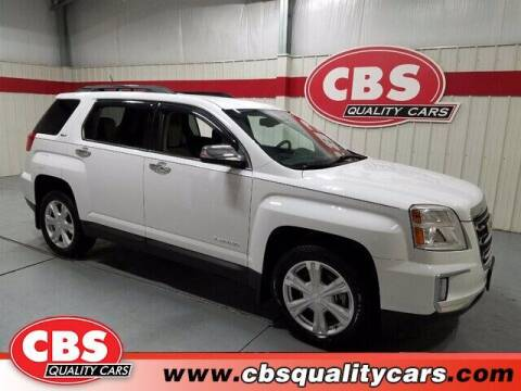 2017 GMC Terrain for sale at CBS Quality Cars in Durham NC
