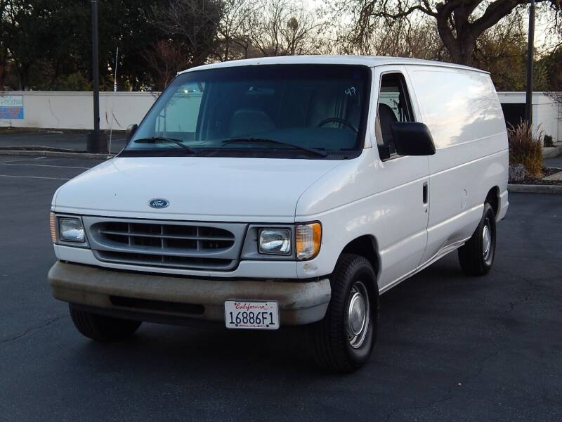 1999 Ford E-150 for sale at Gilroy Motorsports in Gilroy CA