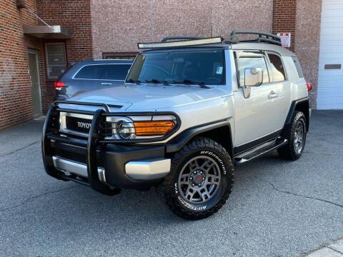 2007 Toyota FJ Cruiser for sale at JMAC IMPORT AND EXPORT STORAGE WAREHOUSE in Bloomfield NJ