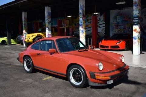 1977 Porsche 911 for sale at STS Automotive - Miami, FL in Miami FL