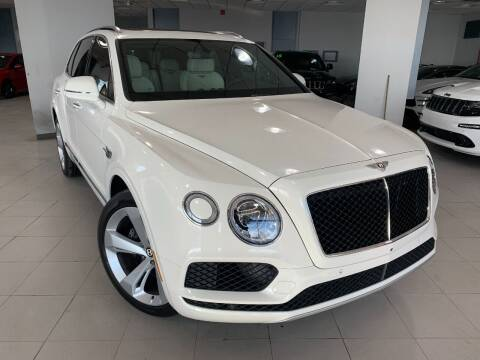 2020 Bentley Bentayga for sale at Auto Mall of Springfield in Springfield IL