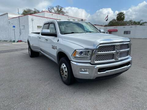 2016 RAM Ram Pickup 3500 for sale at LUXURY AUTO MALL in Tampa FL