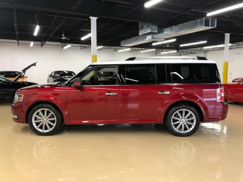 2017 Ford Flex for sale at Fox Valley Motorworks in Lake In The Hills IL