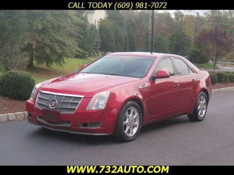 2008 Cadillac CTS for sale at Absolute Auto Solutions in Hamilton NJ