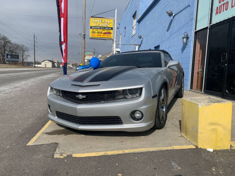 2011 Chevrolet Camaro for sale at Ideal Cars in Hamilton OH