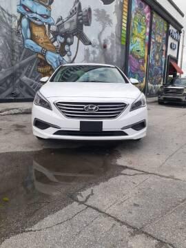 2016 Hyundai Sonata for sale at Rosa's Auto Sales in Miami FL