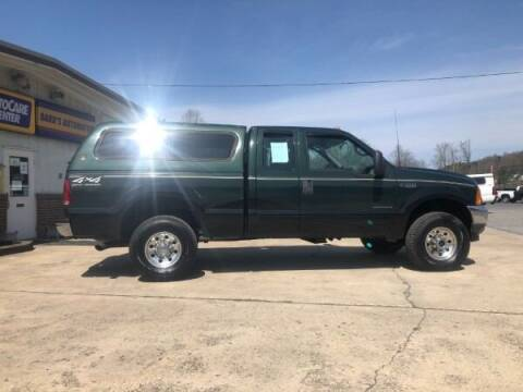 2001 Ford F-250 Super Duty for sale at BARD'S AUTO SALES in Needmore PA