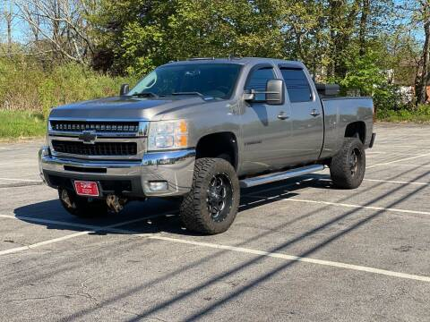 2008 Chevrolet Silverado 2500HD for sale at Hillcrest Motors in Derry NH