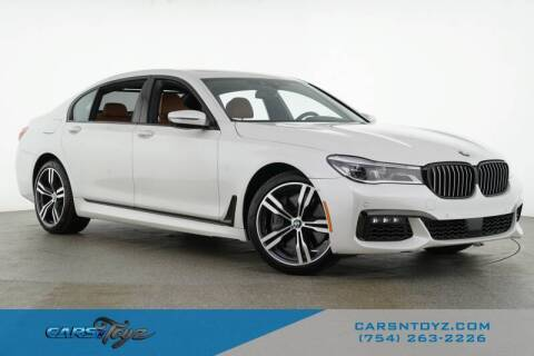 2018 BMW 7 Series for sale at JumboAutoGroup.com - Carsntoyz.com in Hollywood FL