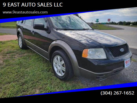 2005 Ford Freestyle for sale at 9 EAST AUTO SALES LLC in Martinsburg WV
