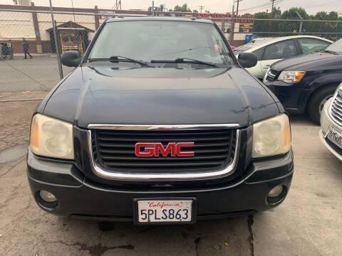 2005 GMC Envoy for sale at Aria Auto Sales in El Cajon CA