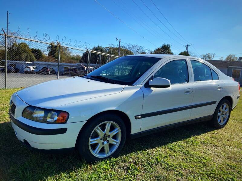 2002 Volvo S60 for sale at Cutiva Cars in Gastonia NC