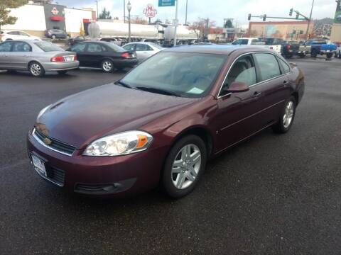 2007 Chevrolet Impala for sale at Aberdeen Auto Sales in Aberdeen WA