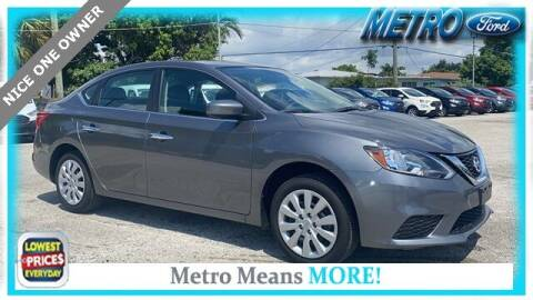 2019 Nissan Sentra for sale at Your First Vehicle in Miami FL