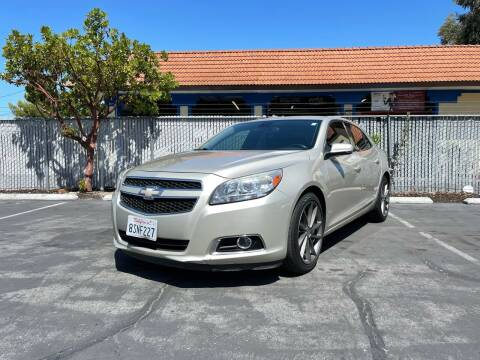 2013 Chevrolet Malibu for sale at BSL Bay Sport & Luxury in Redwood City CA