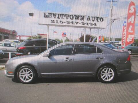 2010 Ford Fusion for sale at Levittown Auto in Levittown PA