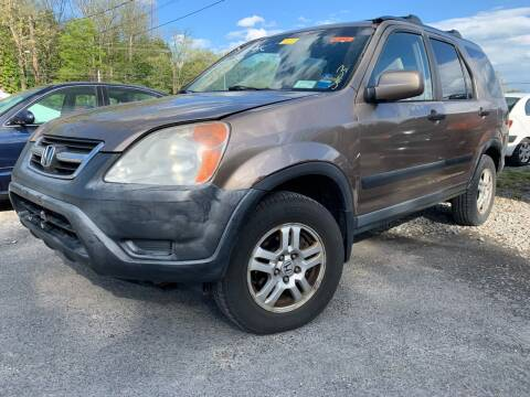 2002 Honda CR-V for sale at Auto Warehouse in Poughkeepsie NY