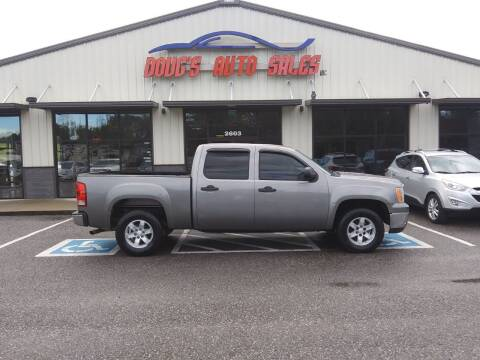 2008 GMC Sierra 1500 for sale at DOUG'S AUTO SALES INC in Pleasant View TN