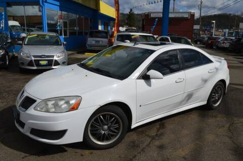 2010 Pontiac G6 for sale at Earnest Auto Sales in Roseburg OR
