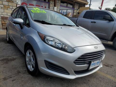 2014 Ford Fiesta for sale at USA Auto Brokers in Houston TX