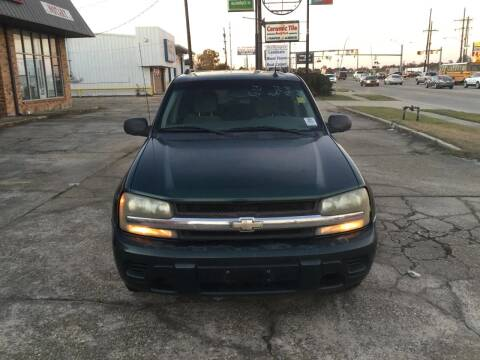 2005 Chevrolet TrailBlazer for sale at Best Auto Sales in Baton Rouge LA