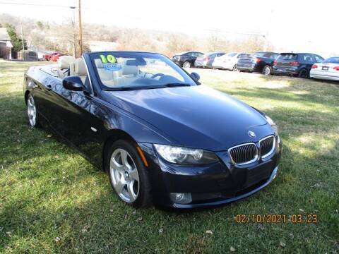 2010 BMW 3 Series for sale at Euro Asian Cars in Knoxville TN