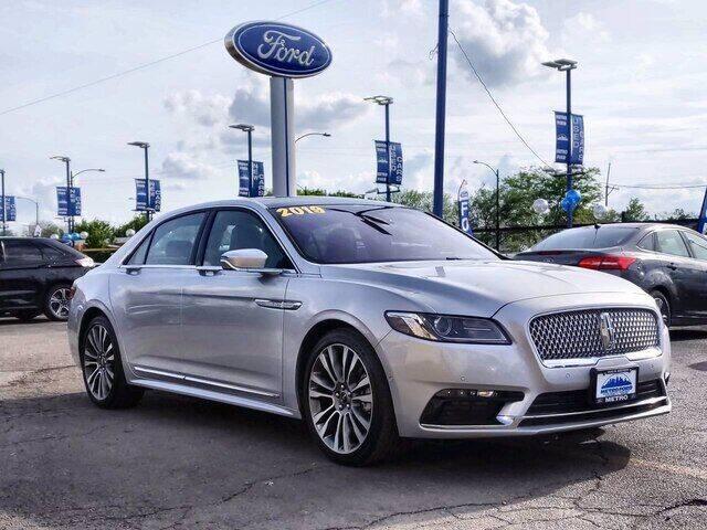 2019 Lincoln Continental for sale in Chicago, IL