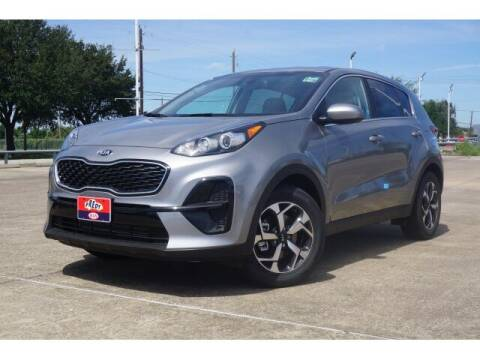2022 Kia Sportage for sale at FREDY USED CAR SALES in Houston TX