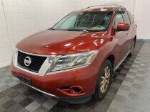 2015 Nissan Pathfinder for sale at Auto Wholesalers Of Rockville in Rockville MD