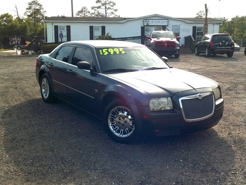 2007 Chrysler 300 for sale at Let's Go Auto Of Columbia in West Columbia SC