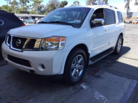 2010 Nissan Armada for sale at SoCal Auto Auction in Ontario CA