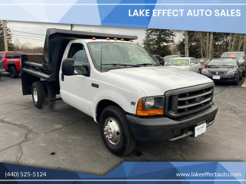 1999 Ford F-350 Super Duty for sale at Lake Effect Auto Sales in Chardon OH