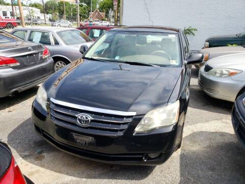 2005 Toyota Avalon for sale at Jimmys Auto INC in Washington DC