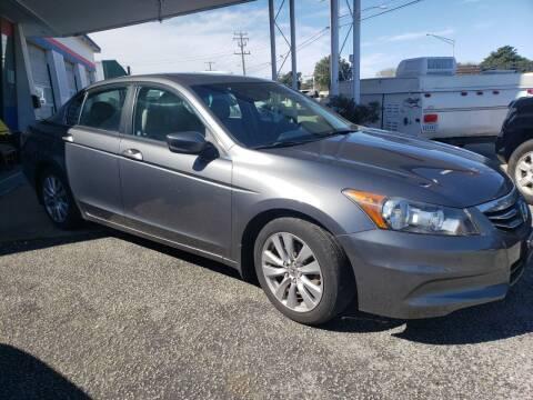 2012 Honda Accord for sale at Americar in Virginia Beach VA