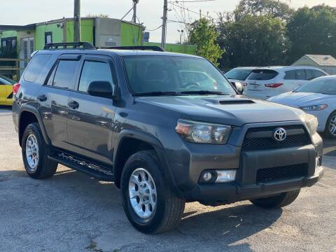 2012 Toyota 4Runner for sale at Marvin Motors in Kissimmee FL