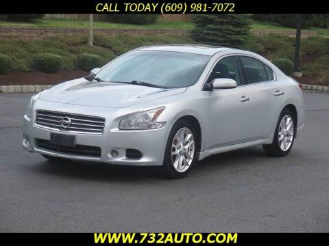 2009 Nissan Maxima for sale at Absolute Auto Solutions in Hamilton NJ