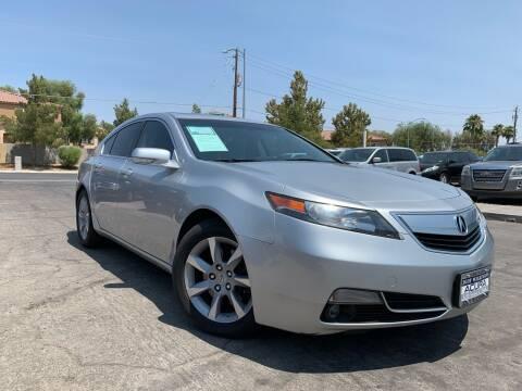 2012 Acura TL for sale at Boktor Motors in Las Vegas NV