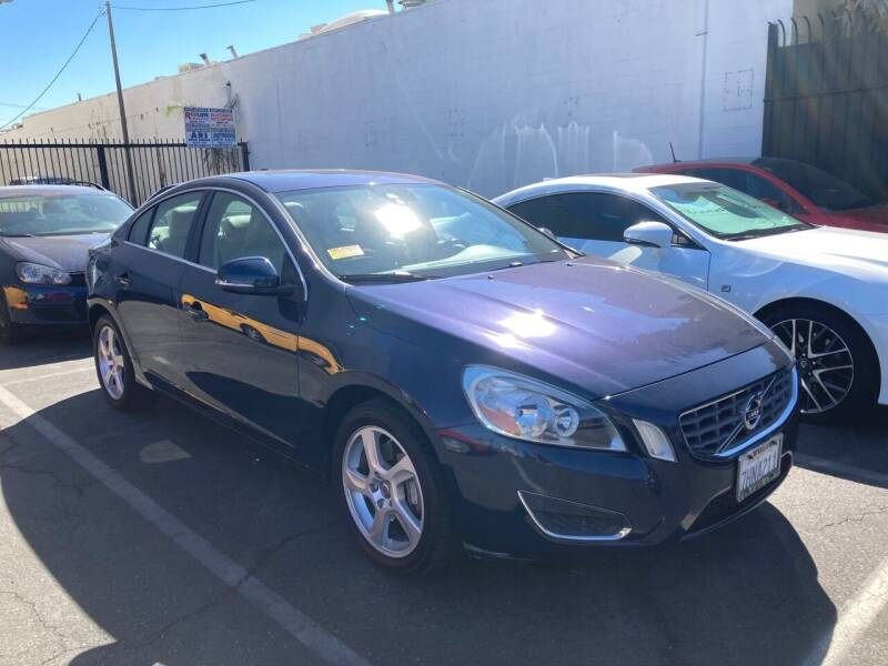 2012 Volvo S60 for sale at Trade In Auto Sales in Van Nuys CA