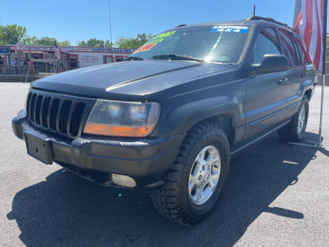 2001 Jeep Grand Cherokee for sale at Cars for Less in Phenix City AL