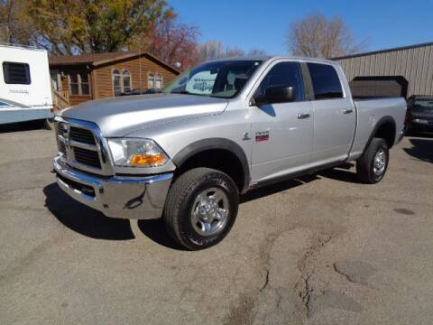 2011 RAM Ram Pickup 2500 for sale at COUNTRYSIDE AUTO INC in Austin MN