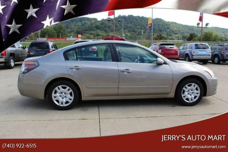 2012 Nissan Altima for sale at Jerry's Auto Mart in Uhrichsville OH