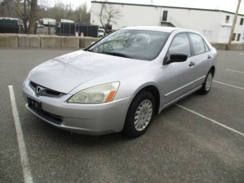 2005 Honda Accord for sale at Route 16 Auto Brokers in Woburn MA