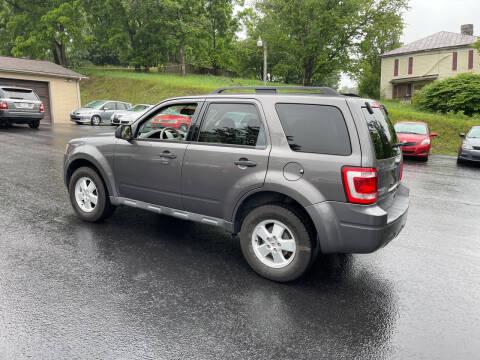 2012 Ford Escape for sale at KP'S Cars in Staunton VA