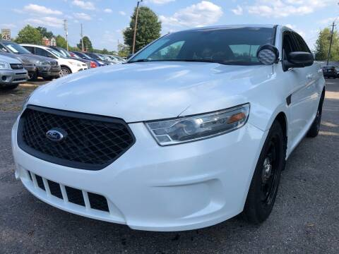 2013 Ford Taurus for sale at Atlantic Auto Sales in Garner NC