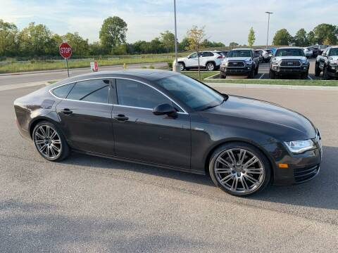 2012 Audi A7 for sale at Certified Auto Exchange in Indianapolis IN