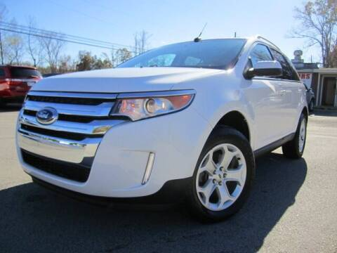 2013 Ford Edge for sale at Atlanta Luxury Motors Inc. in Buford GA
