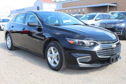 2016 Chevrolet Malibu for sale at SHAFER AUTO GROUP in Columbus OH
