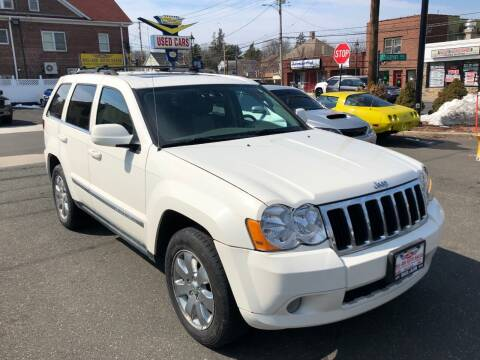 2008 Jeep Grand Cherokee for sale at Bel Air Auto Sales in Milford CT