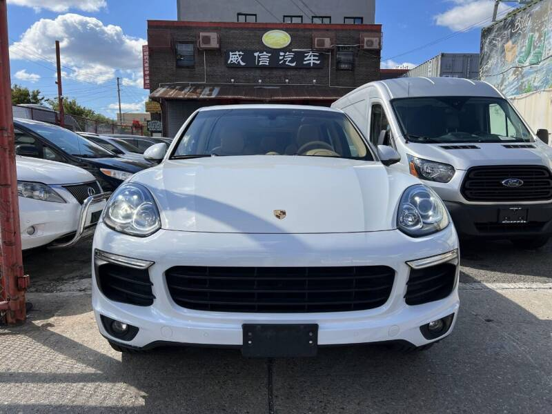 2016 Porsche Cayenne for sale at TJ AUTO in Brooklyn NY